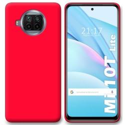 Funda Silicona Gel TPU Rosa para Xiaomi Mi 10T Lite