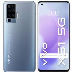 Funda Silicona Gel TPU Transparente para Vivo X51 5G