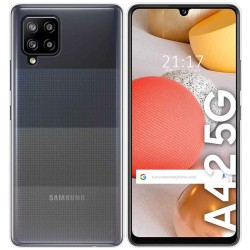 Funda Silicona Gel TPU Transparente para Samsung Galaxy A42 5G