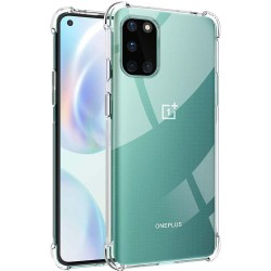 Funda Gel Tpu Anti-Shock Transparente para OnePlus 8T 5G