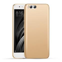 Carcasa Funda Dura Completa Dorada  para Xiaomi Mi6