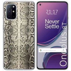 Funda Gel Tpu para OnePlus 8T 5G diseño Animal 01 Dibujos