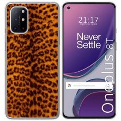 Funda Gel Tpu para OnePlus 8T 5G diseño Animal 03 Dibujos