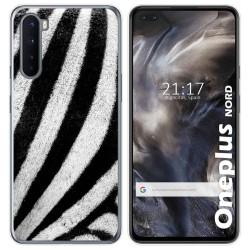 Funda Gel Tpu para OnePlus Nord diseño Animal 02 Dibujos