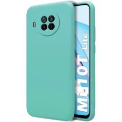 Funda Silicona Líquida Ultra Suave para Xiaomi Mi 10T Lite color Verde