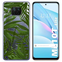 Funda Gel Transparente para Xiaomi Mi 10T Lite diseño Jungla Dibujos