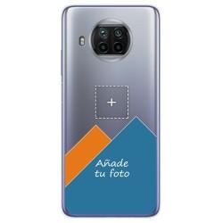 Personaliza tu Funda Pc + Tpu 360 con tu Fotografia para Xiaomi Mi 10T Lite dibujo personalizada