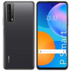 Funda Silicona Gel TPU Transparente para Huawei P Smart 2021
