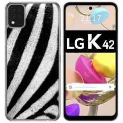 Funda Gel Tpu para LG K42 diseño Animal 02 Dibujos