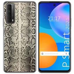 Funda Gel Tpu para Huawei P Smart 2021 diseño Animal 01 Dibujos