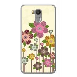 Funda Gel Tpu para Oukitel U15 / U15 Pro Diseño Primavera En Flor  Dibujos