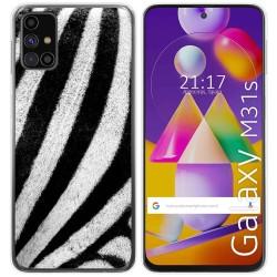 Funda Gel Tpu para Samsung Galaxy M31s diseño Animal 02 Dibujos
