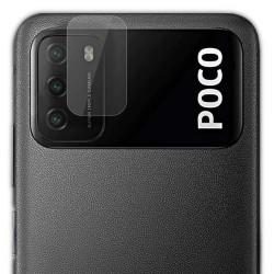 Protector Cristal Templado Cámara Trasera para  Xiaomi POCO M3 Vidrio