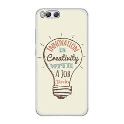 Funda Gel Tpu para Xiaomi Mi6 Diseño Creativity Dibujos