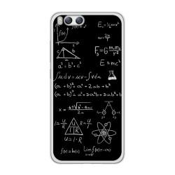 Funda Gel Tpu para Xiaomi Mi6 Diseño Formulas Dibujos