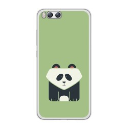 Funda Gel Tpu para Xiaomi Mi6 Diseño Panda Dibujos