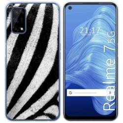 Funda Gel Tpu para Realme 7 5G diseño Animal 02 Dibujos