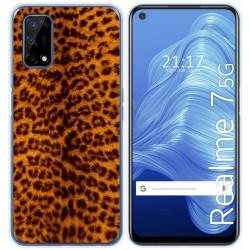 Funda Gel Tpu para Realme 7 5G diseño Animal 03 Dibujos