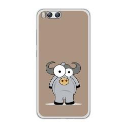Funda Gel Tpu para Xiaomi Mi6 Diseño Toro Dibujos
