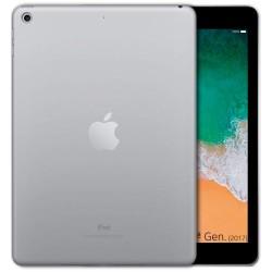 Funda Silicona Gel TPU Transparente para iPad 9.7 (2018/2017) / iPad Air / iPad Air 2