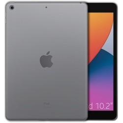 Funda Silicona Gel TPU Transparente para iPad 10.2 (2020) 8ª Gen. / (2019) 7ª Gen.