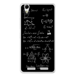 Funda Gel Tpu para Lenovo K10 Diseño Formulas Dibujos