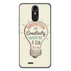 Funda Gel Tpu para Ulefone Metal Diseño Creativity Dibujos