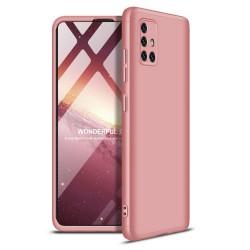 Funda Carcasa GKK 360 para Samsung Galaxy M31s color Rosa