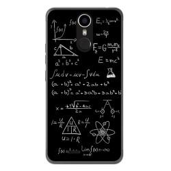 Funda Gel Tpu para Ulefone Metal Diseño Formulas Dibujos