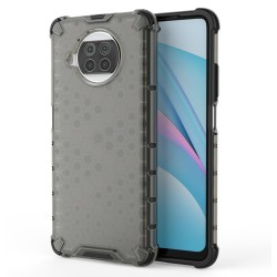 Funda Tipo Honeycomb Armor (Pc+Tpu) Negra para Xiaomi Mi 10T Lite
