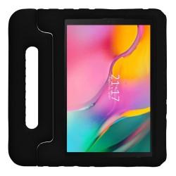 Funda Infantil Antigolpes con Asa para Samsung Galaxy Tab A 10.1 (2019) T510 / T515 color Negra