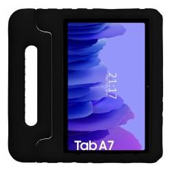 Funda Infantil Antigolpes con Asa para Samsung Galaxy Tab A7 (2020) T500 color Negra