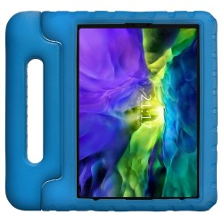 Funda Infantil Antigolpes con Asa para iPad Pro 11 (2020) 2ª Gen. color Azul