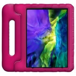 Funda Infantil Antigolpes con Asa para iPad Pro 11 (2020) 2ª Gen. color Rosa