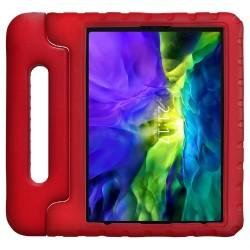 Funda Infantil Antigolpes con Asa para iPad Pro 11 (2020) 2ª Gen. color Roja