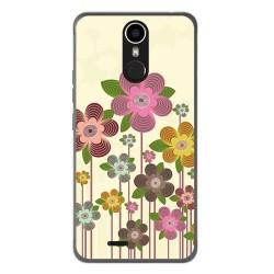 Funda Gel Tpu para Ulefone Metal Diseño Primavera En Flor  Dibujos