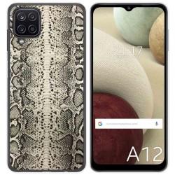 Funda Gel Tpu para Samsung Galaxy A12 diseño Animal 01 Dibujos