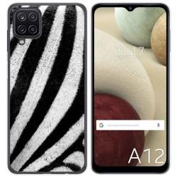 Funda Gel Tpu para Samsung Galaxy A12 diseño Animal 02 Dibujos