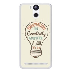 Funda Gel Tpu para Ulefone Power Diseño Creativity Dibujos