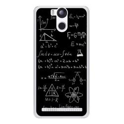 Funda Gel Tpu para Ulefone Power Diseño Formulas Dibujos