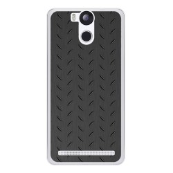 Funda Gel Tpu para Ulefone Power Diseño Metal Dibujos