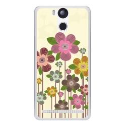 Funda Gel Tpu para Ulefone Power Diseño Primavera En Flor  Dibujos