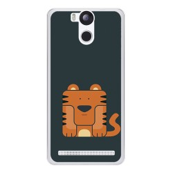 Funda Gel Tpu para Ulefone Power Diseño Tigre Dibujos