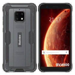Funda Silicona Gel TPU Transparente para Blackview BV4900 / BV4900 Pro