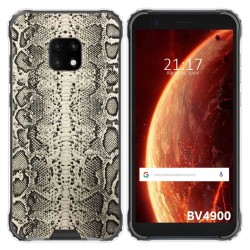 Funda Gel Tpu para Blackview BV4900 / BV4900 Pro diseño Animal 01 Dibujos