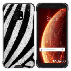 Funda Gel Tpu para Blackview BV4900 / BV4900 Pro diseño Animal 02 Dibujos