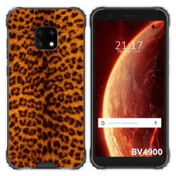 Funda Gel Tpu para Blackview BV4900 / BV4900 Pro diseño Animal 03 Dibujos