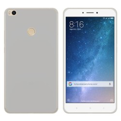 Funda Gel Tpu para Xiaomi Mi Max 2 Color Transparente
