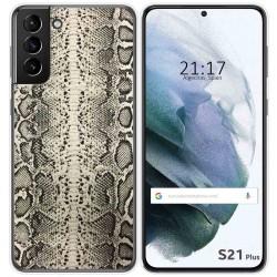 Funda Gel Tpu para Samsung Galaxy S21+ Plus 5G diseño Animal 01 Dibujos