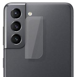 Protector Cristal Templado Cámara Trasera para Samsung Galaxy S21 5G Vidrio